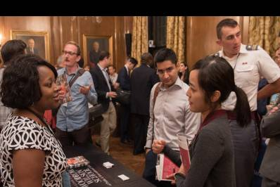 Foreign Affairs LIVE: Graduate School Fair 2018